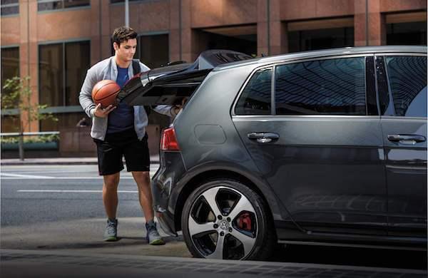 2016 VW Golf GTI