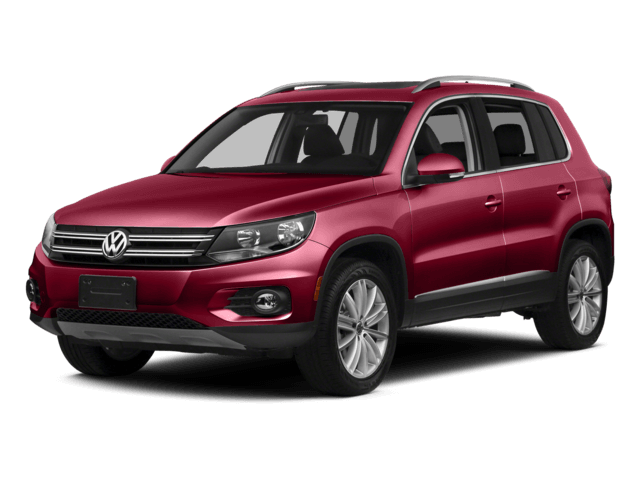 Comparing the New Volkswagen Tiguan vs the Honda CR-V