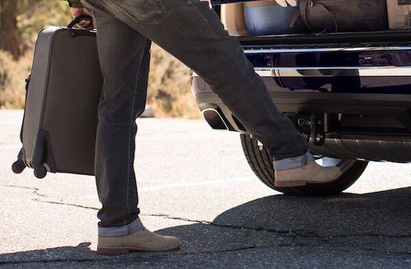 2017 Volkswagen Touareg Liftgate
