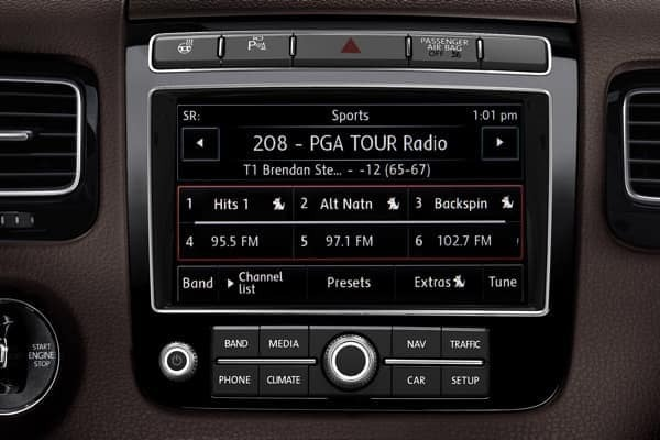 Volkswagen Sirius XM Feature