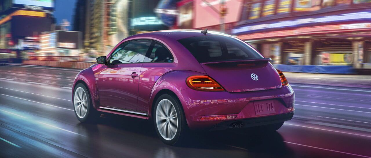 2018 Volkswagen Beetle Engine Options Mpg Ratings And Performance