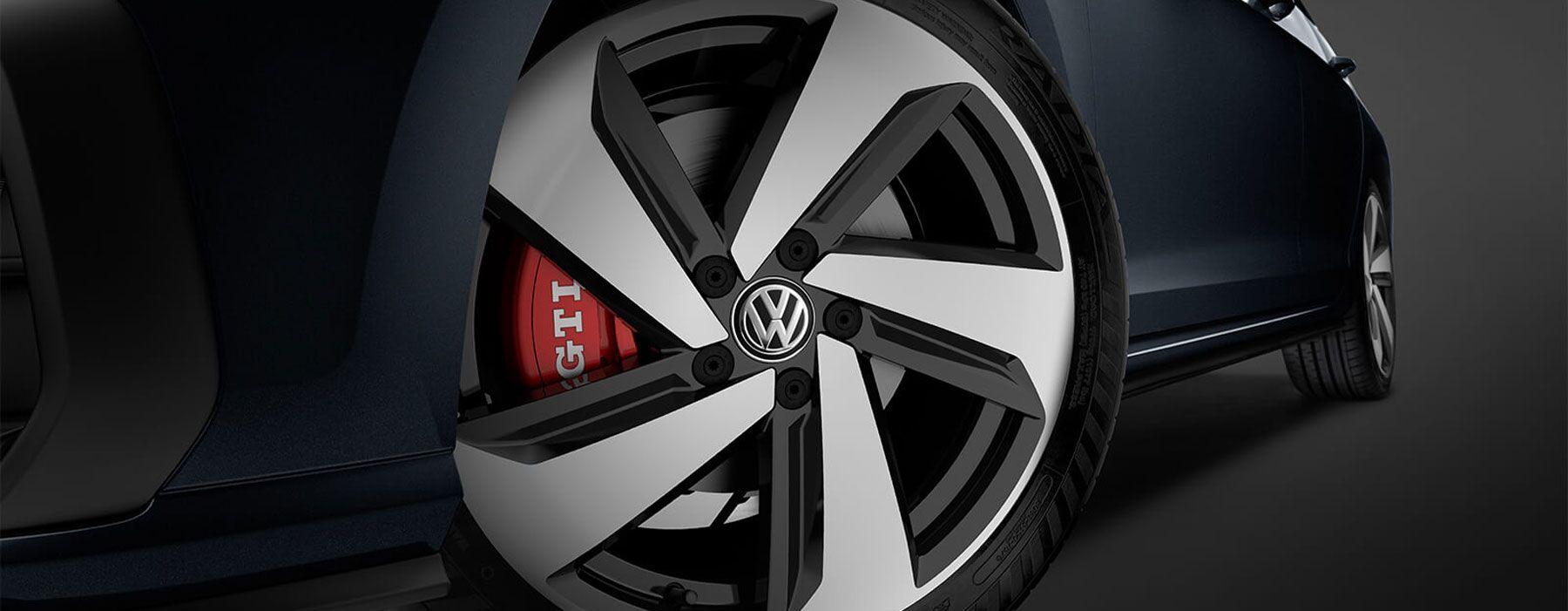 Volkswagen Golf GTI Alloy Wheels