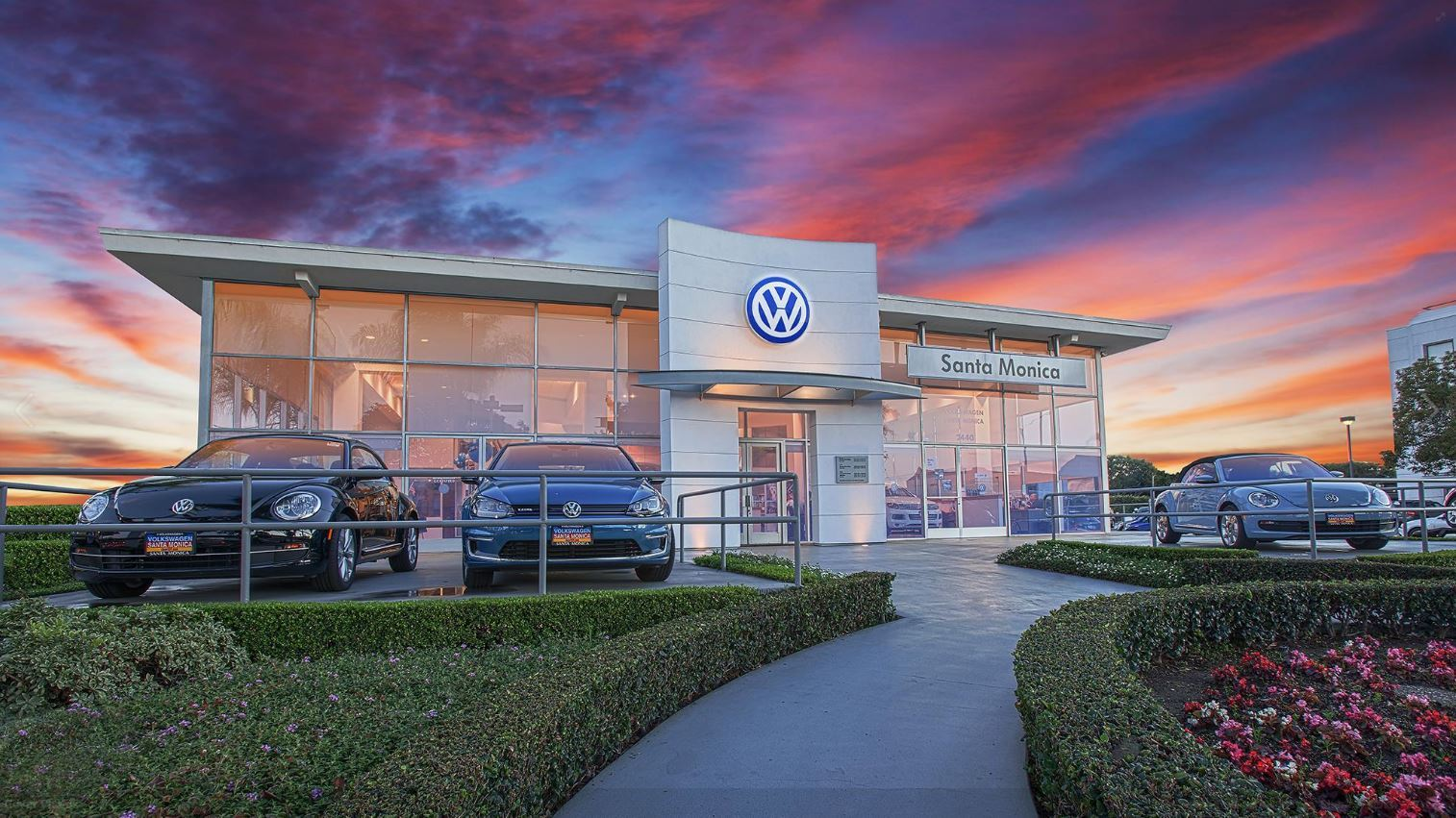 Santa Monica California Volkswagen Dealership
