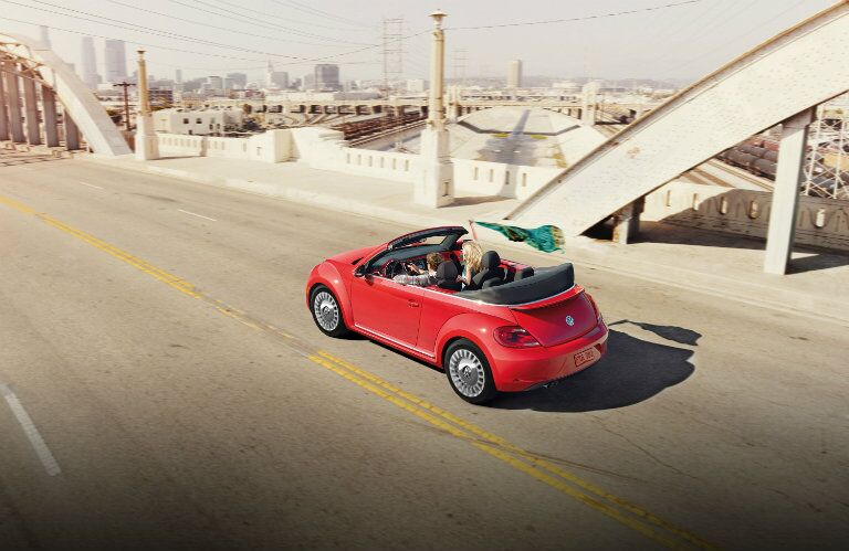 Enjoy every minute of your ride in the 2015 Volkswagen Beetle Convertible Allentown PA
