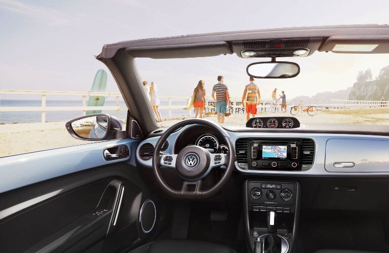Where will the road take you in the 2015 Volkswagen Beetle Convertible Allentown PA?