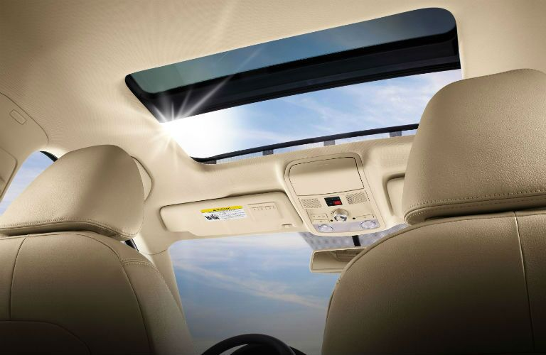 2016 Passat with panoramic sunroof