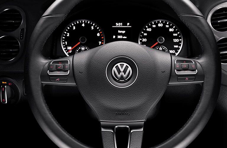 2016 Volkswagen Tiguan features and specs