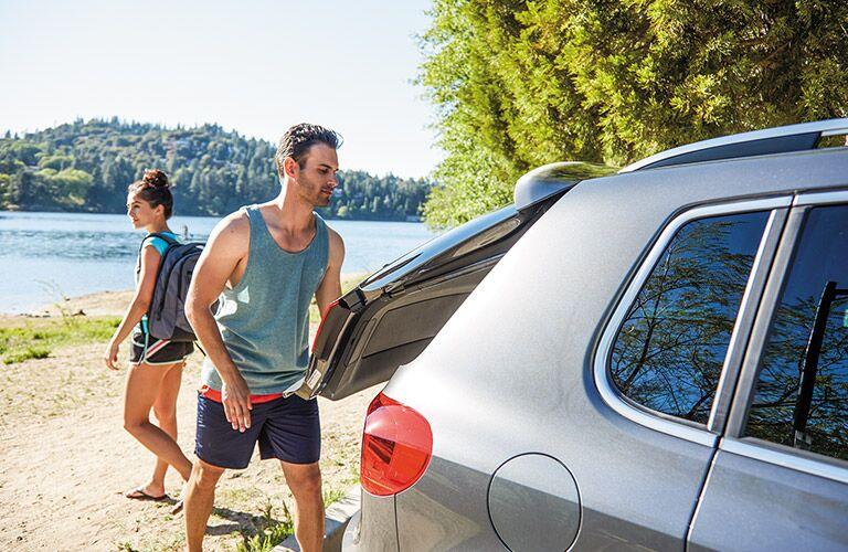 2016 Volkswagen Tiguan trim levels