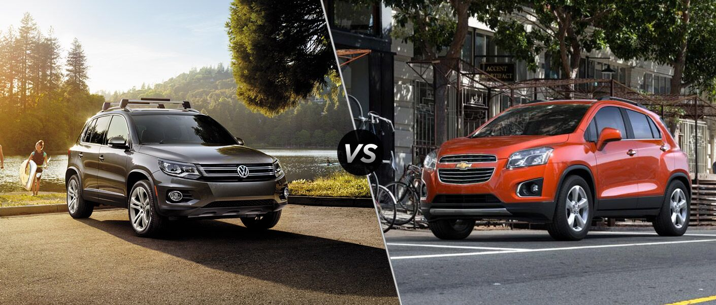 2016 volkswagen tiguan vs 2016 chevy trax. Black Bedroom Furniture Sets. Home Design Ideas