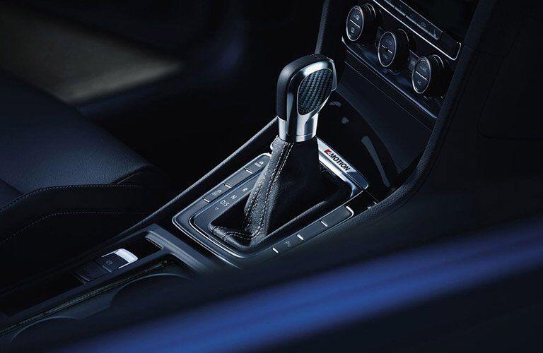 2017 Volkswagen Golf R Stick Shift
