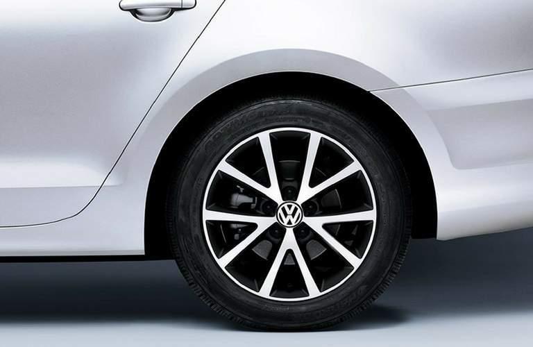 Jetta wheel