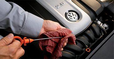 VW Oil Change Service
