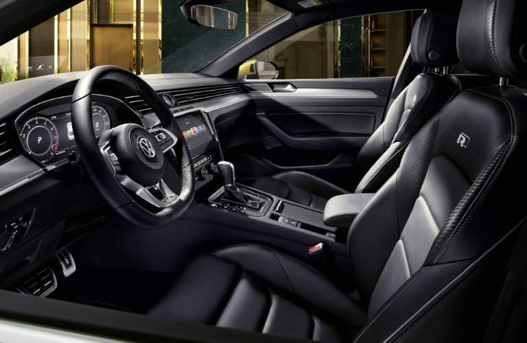 Arteon Interior Features