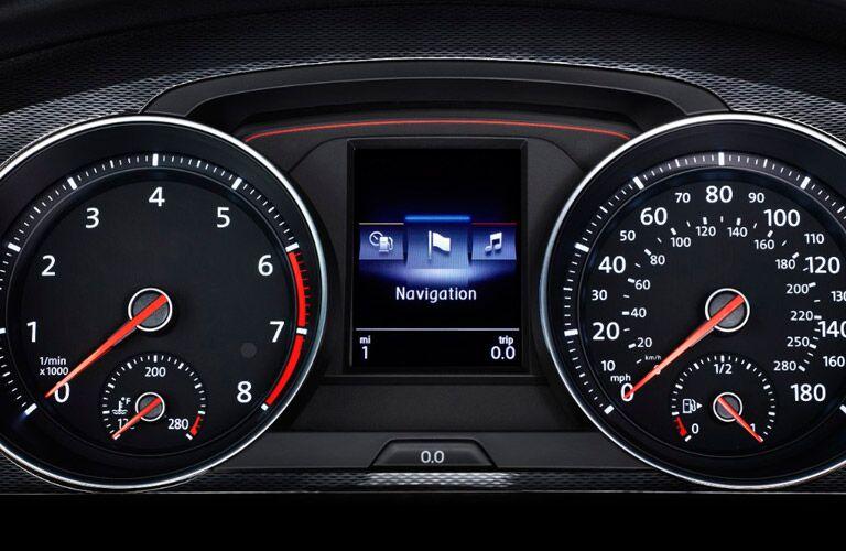 2017 Golf GTI navigation system