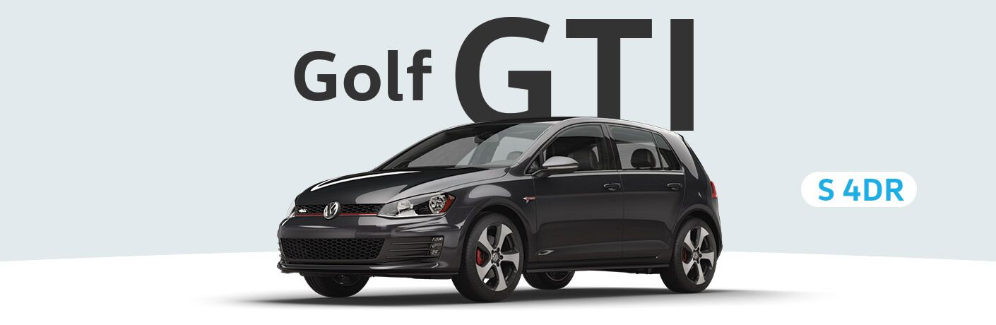 2017 Volkswagen Golf GTI Houston TX