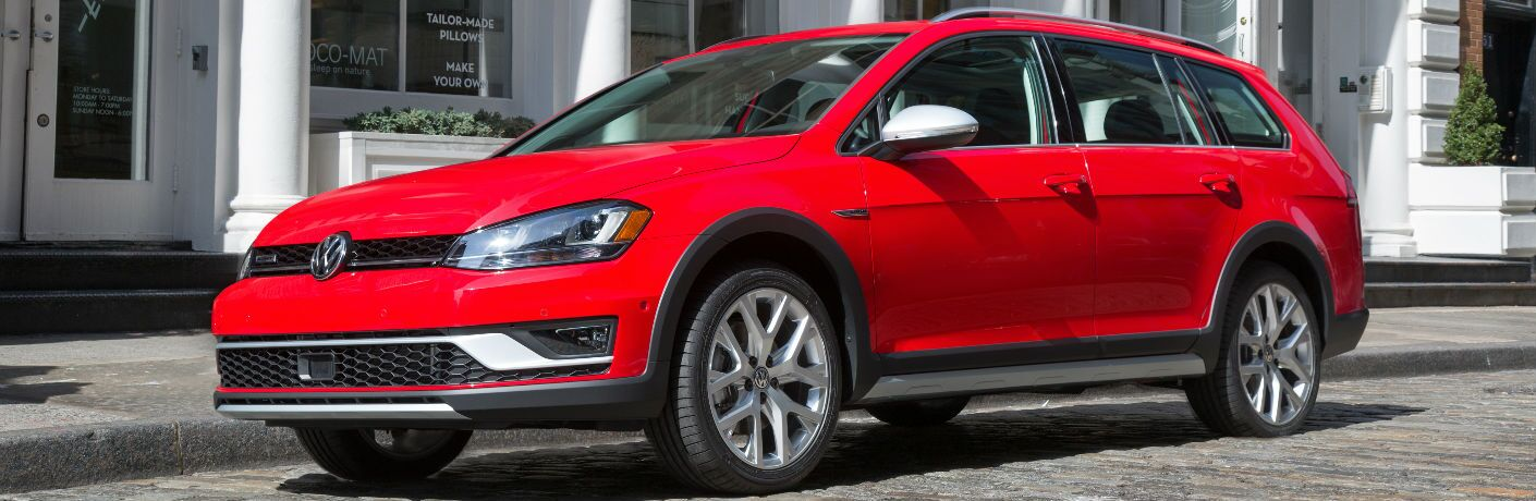 2017 Volkswagen Golf Alltrack in Houston TX