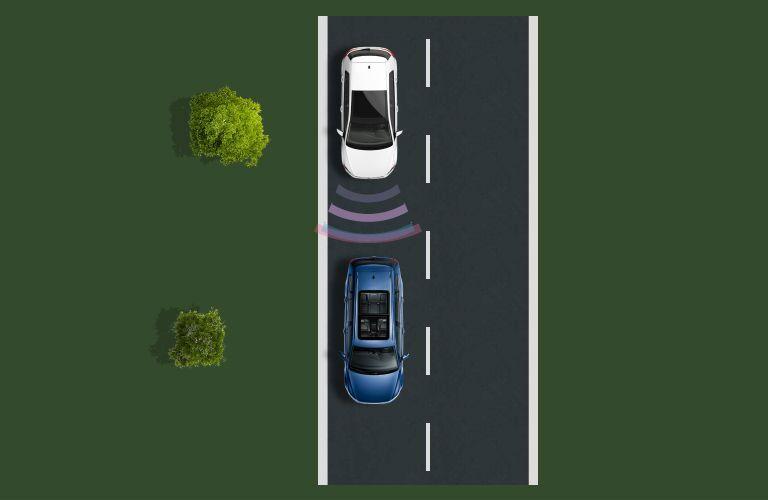 Volkswagen Adaptive Cruise Control