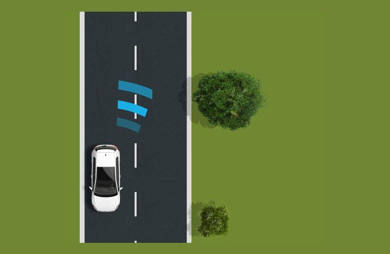 Volkswagen Blind Spot Monitor