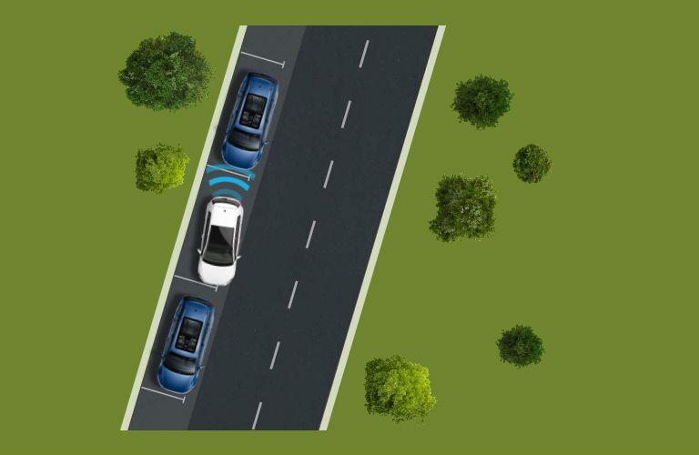 Volkswagen Park Distance Control