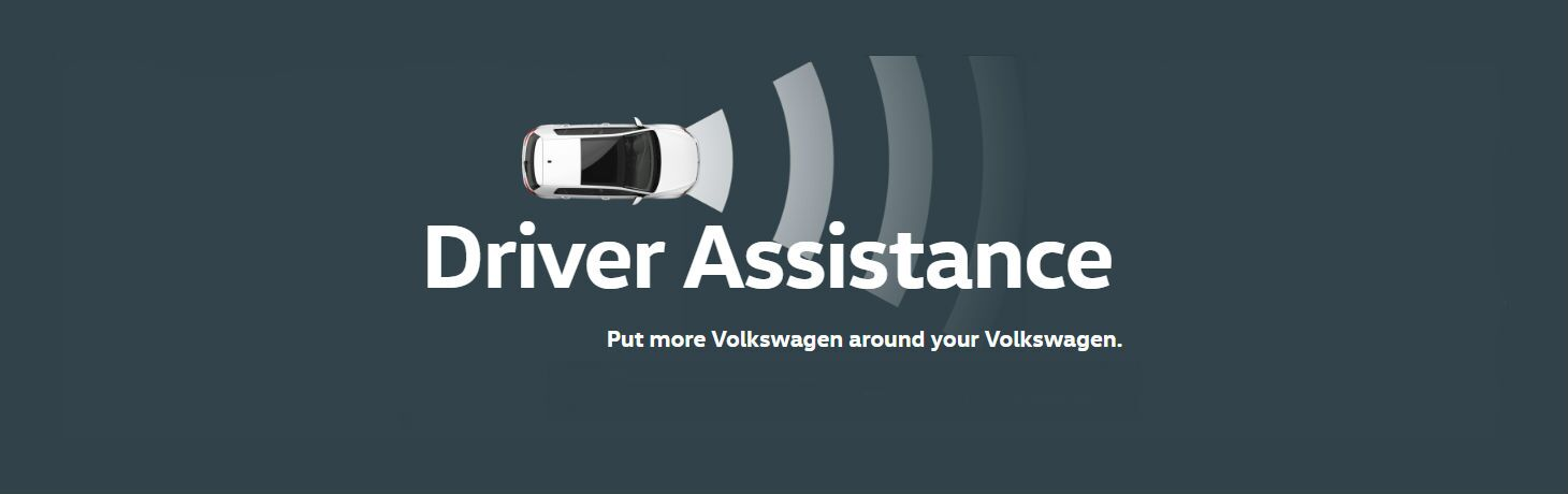 New available Volkswagen Driver Assistance Features