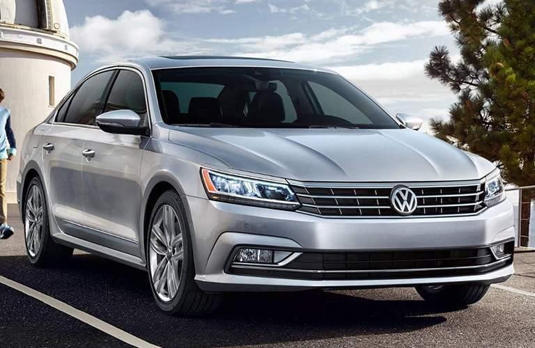 2018 Volkswagen Passat in gray