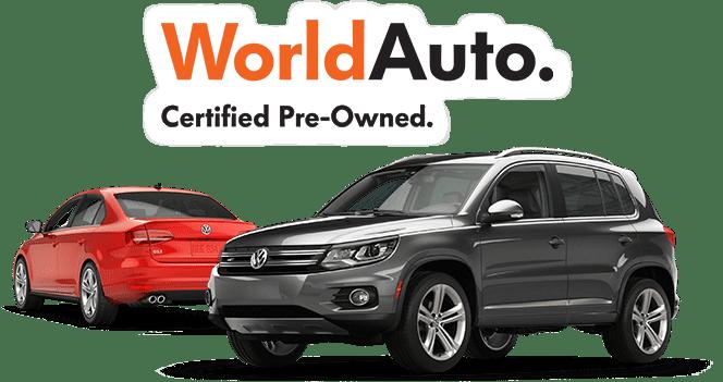 Certified Pre-Owned Volkswagen near Rome