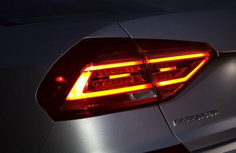 2016 Volkswagen Passat Union County NJ new rear and taillight design