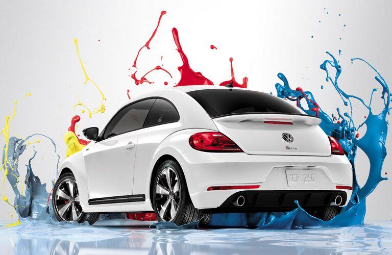 2016 Volkswagen Beetle paint colors