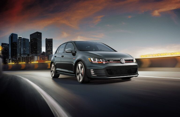 2016 Volkswagen Golf GTI Union County NJ color options exterior features highway fuel economy