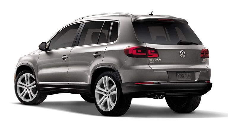 2016 vw tiguan dimensions and exterior design