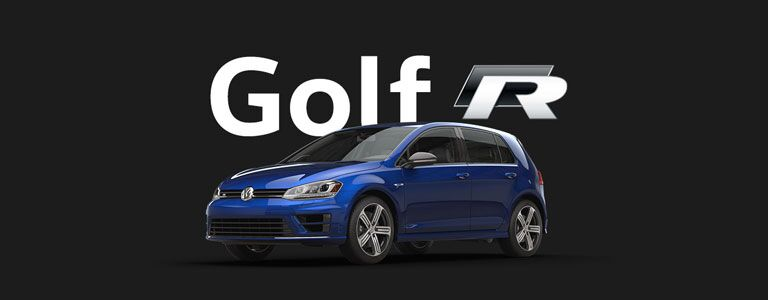 2016 vw golf r exterior features and design