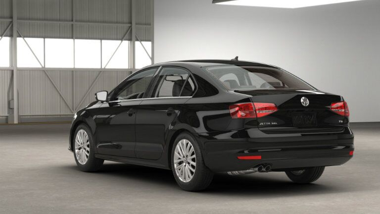 2016 Volkswagen Jetta vs 2016 Toyota Corolla exterior styling and features