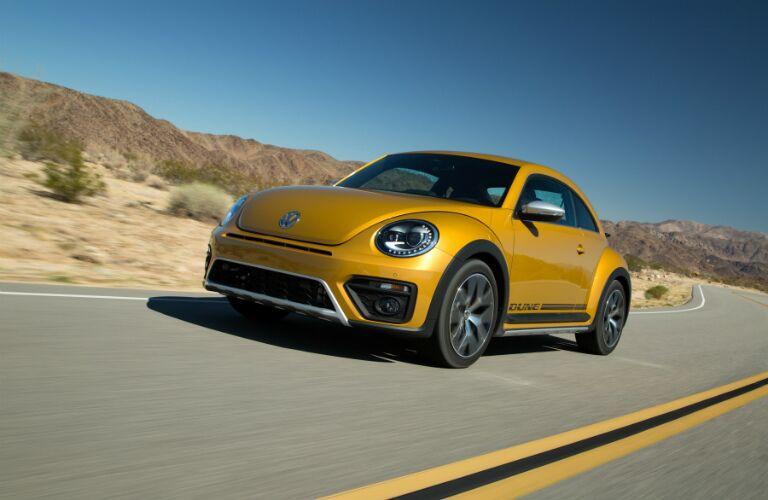 volkswagen beetle dune front fascia design