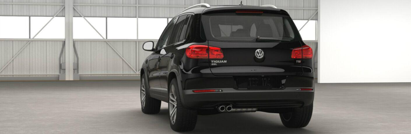2017 Volkswagen Tiguan S Vs Wolfsburg Vs Sport Vs Sel
