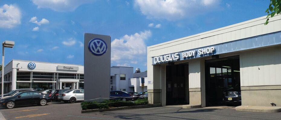 Volkswagen Body Shop Summit Nj Vw Collision Center