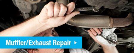 Service at Trend Motors Volkswagen