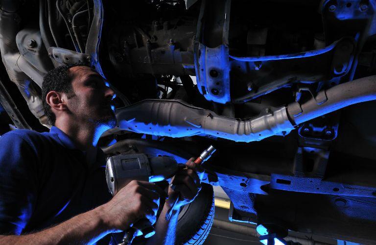 Muffler and Exhaust Repair Summit NJ symptoms signs of needing muffler exhaust repair