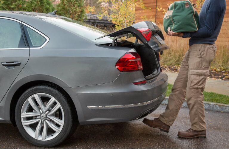 2016 VW Passat features