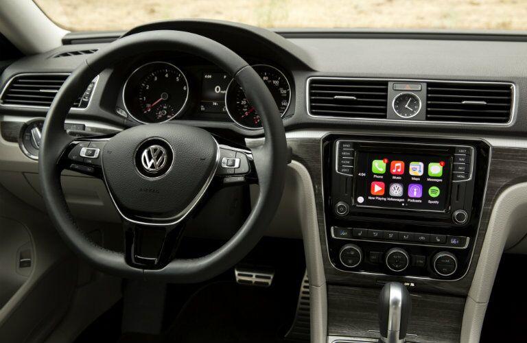 2016 VW Passat with Apple CarPlay