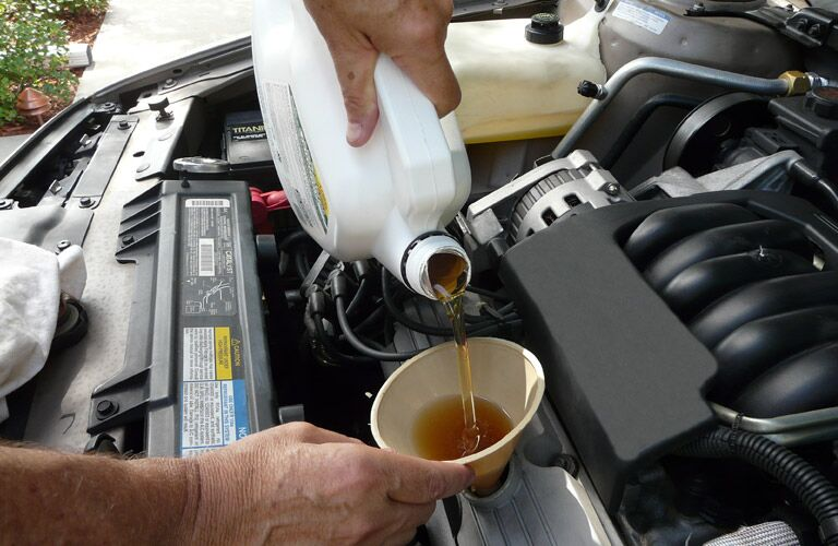 Service your car and get oil changed in Huntsville AL