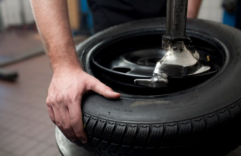 Tire service and repair near Birmingham AL.