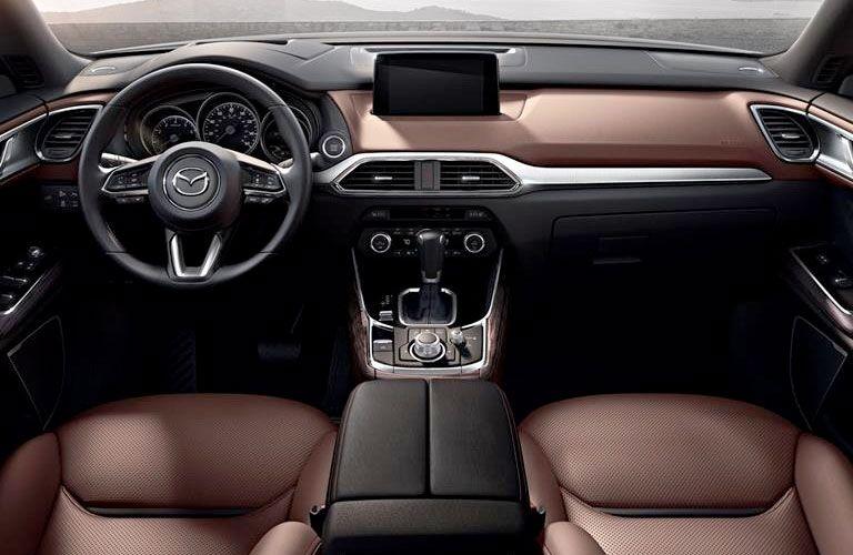 Image of Interior of the 2016 Mazda CX-9