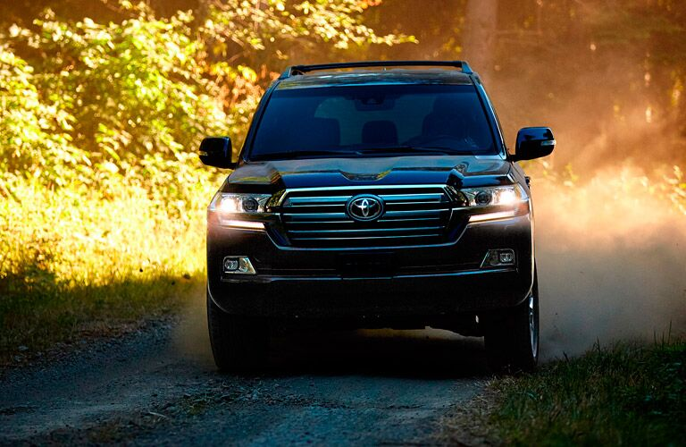 2017 Land Cruiser performance specs
