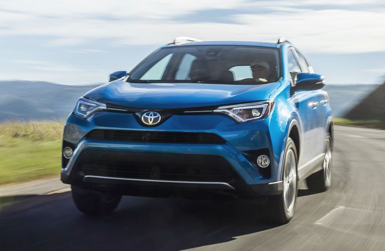 2016 Toyota RAV4 Fuel Efficiency