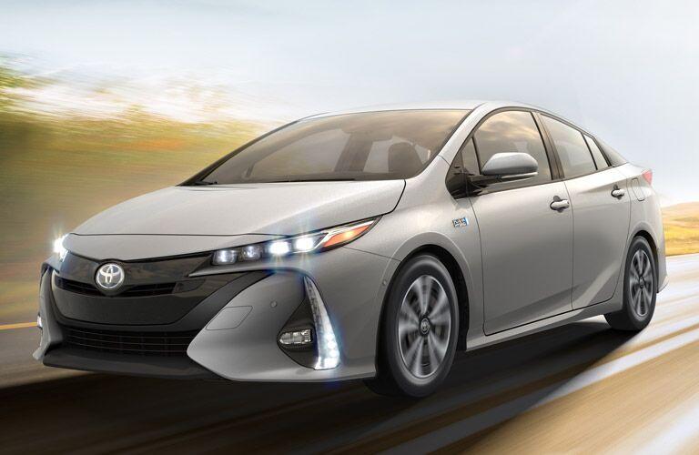 2017 Toyota Prius trim levels