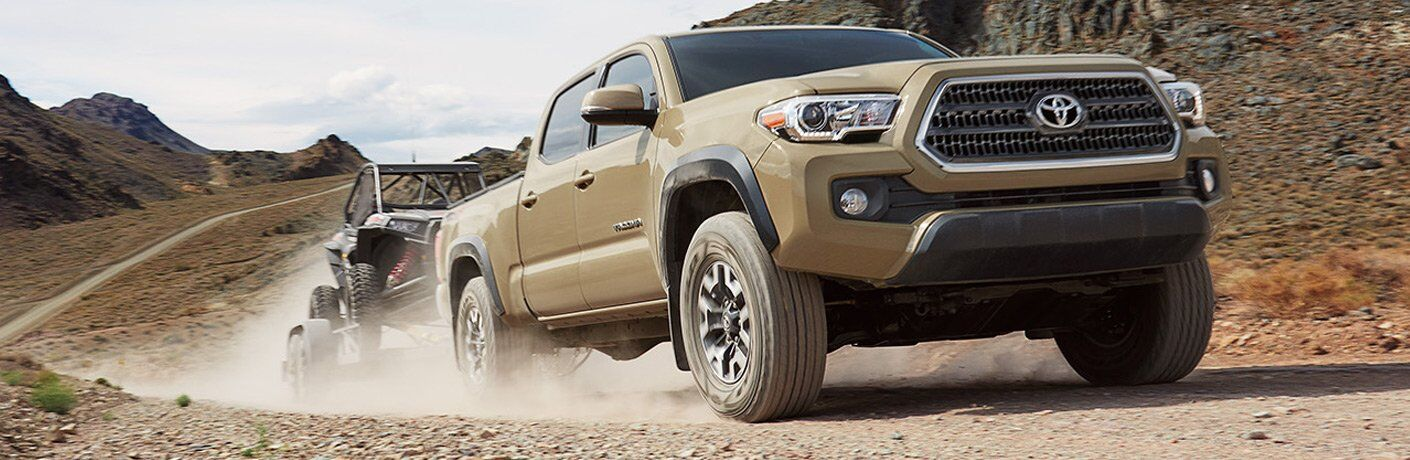 2017 Toyota Tacoma Limited Decatur AL