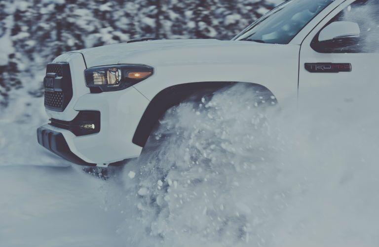 2017 Toyota Tacoma TRD Pro near Huntsville AL
