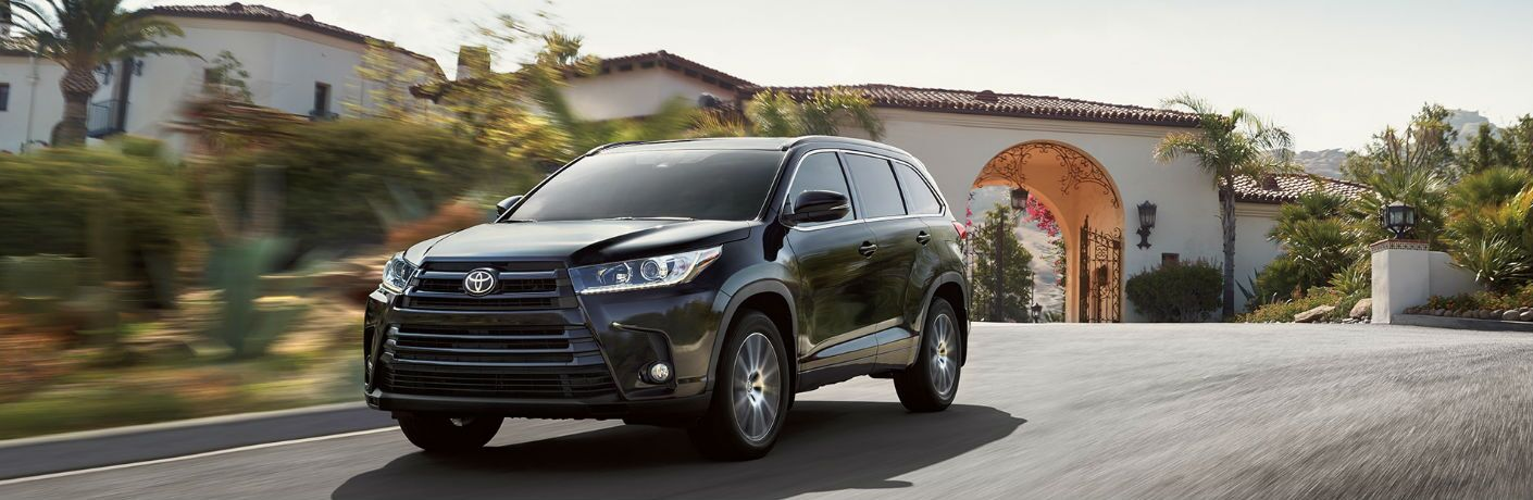 2017 Toyota Highlander SE Decatur AL