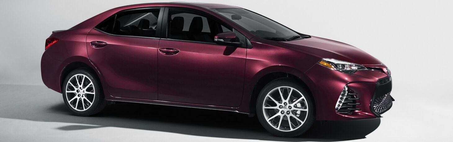 2017 Toyota Corolla 50th Anniversary Special Edition Decatur AL
