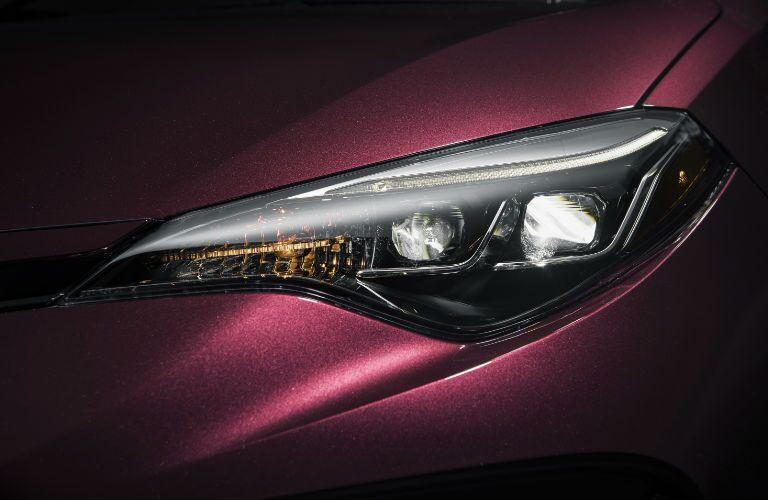 2017 Corolla 50th Anniversary Complex LED Headlights